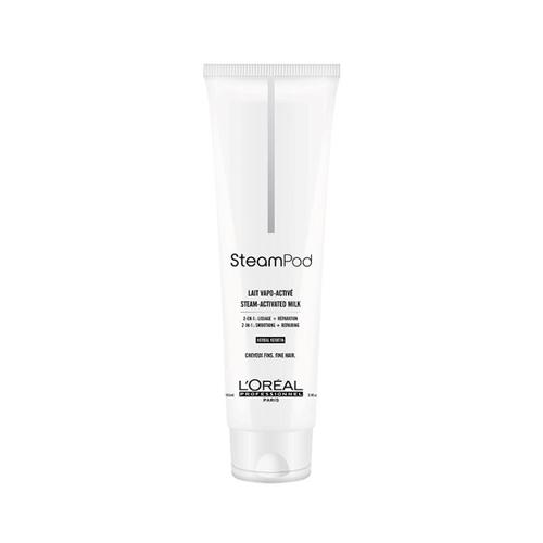 Loreal Professionnel Steam Pod Steam-Activated Milk για Λεπτά Μαλλιά 150ml-Μαλλιά-LOreal Professionnel-IKONOMAKIS