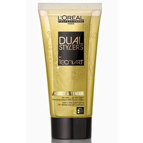 Loreal Professionnel Tecni Art Dual Stylers Bouncy & Tender 150ml-Μαλλιά-LOreal Professionnel-IKONOMAKIS