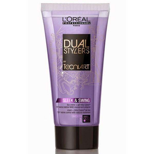 Loreal Professionnel Tecni Art Dual Stylers Sleek & Swing 150ml-Μαλλιά-LOreal Professionnel-IKONOMAKIS