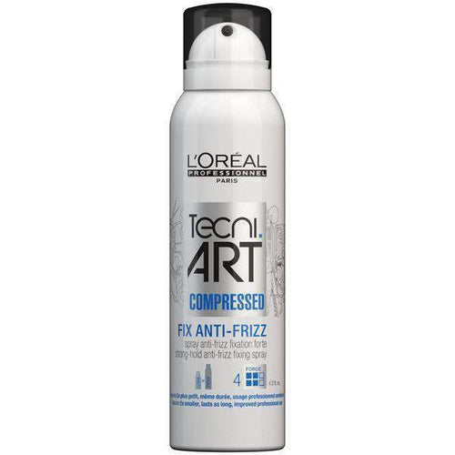 Loreal Professionnel Tecni Art Fix Anti-Frizz Compressed 125ml-Μαλλιά-LOreal Professionnel-IKONOMAKIS