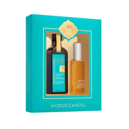 Moroccanoil 10 Years Special Edition (Treatment 100ml, Dry Body Oil 50ml)-Μαλλιά-Moroccanoil-IKONOMAKIS