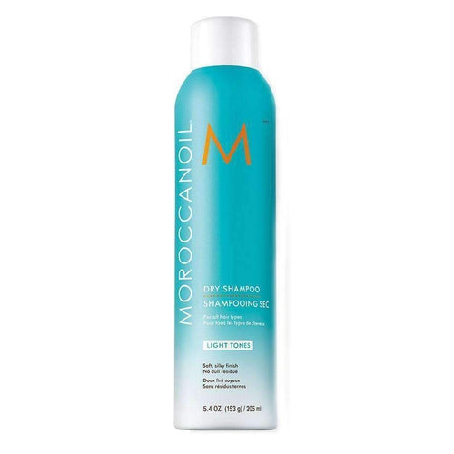 Moroccanoil Dry Shampoo Light Tones 205ml-Μαλλιά-Moroccanoil-IKONOMAKIS