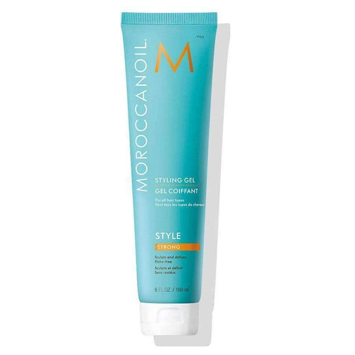 Moroccanoil Styling Gel Strong 180ml-Μαλλιά-Moroccanoil-IKONOMAKIS