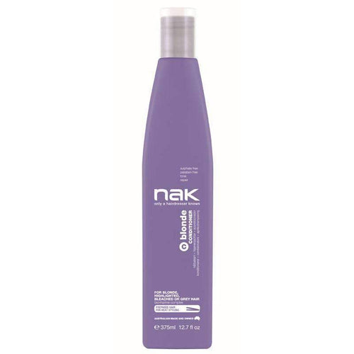 Nak Blonde Conditioner 375ml-Μαλλιά-Nak-IKONOMAKIS