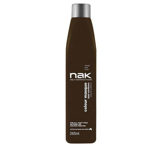 Nak Colour Masque Deep Espresso 265ml-Μαλλιά-Nak-IKONOMAKIS