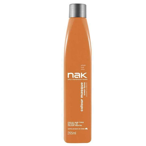 Nak Colour Masque Honey Beige 265ml-Μαλλιά-Nak-IKONOMAKIS