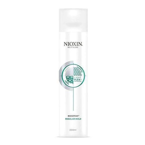 Nioxin 3D Styling Regular Hold Spray 400ml-Μαλλιά-Nioxin-IKONOMAKIS
