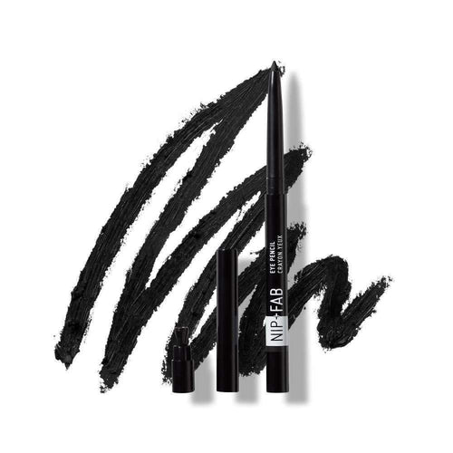 Nip+Fab Eye Pencil Black 0.3g-MAKEUP-Nip+FAB-IKONOMAKIS