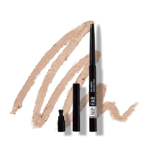 Nip+Fab Eye Pencil Nude 0.3g-MAKEUP-Nip+FAB-IKONOMAKIS