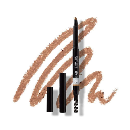 Nip+Fab Eyebrow Pencil Ash Blonde 0.3g-MAKEUP-Nip+FAB-IKONOMAKIS