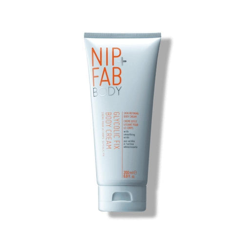 Nip+Fab Glycolic Fix Body Cream 200ml-BODYCARE-Nip+FAB-IKONOMAKIS
