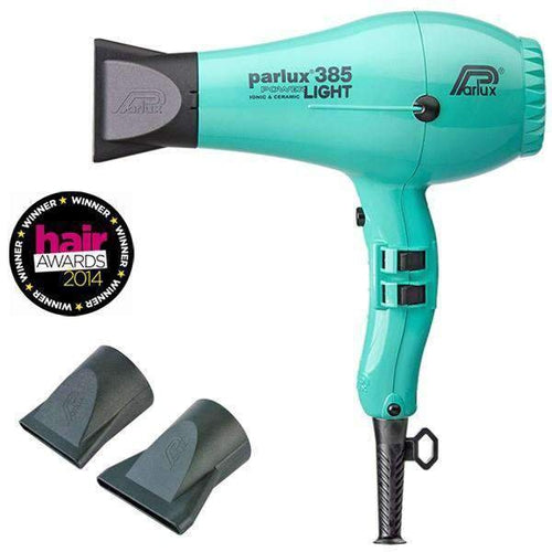 Parlux 385 Power Light Azzurro 2150Watt-Styling tools-Parlux-IKONOMAKIS