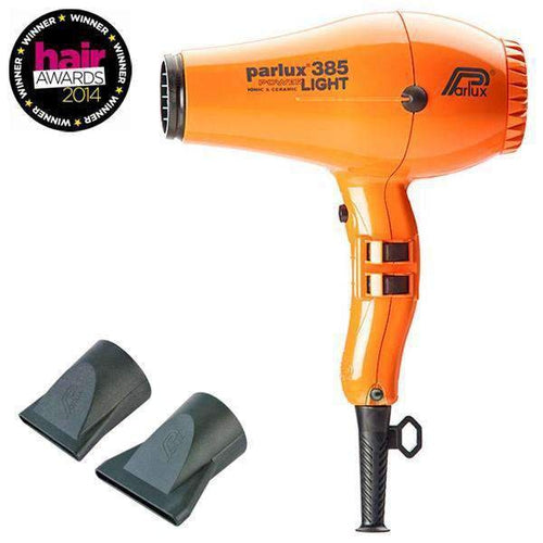 Parlux 385 Power Light Orange 2150Watt-Styling tools-Parlux-IKONOMAKIS
