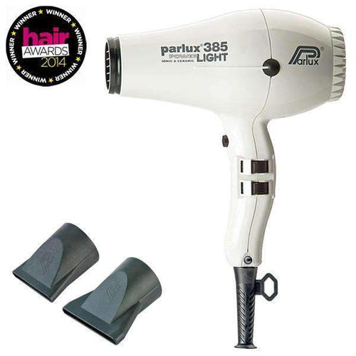 Parlux 385 Power Light White 2150Watt-Styling tools-Parlux-IKONOMAKIS