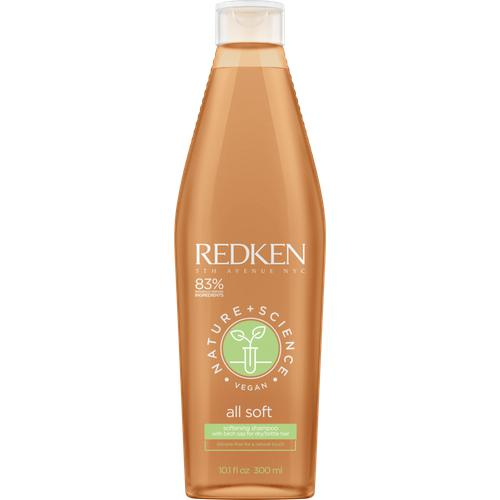 Redken Nature and Science All Soft Shampoo 300ml-Μαλλιά-Redken-IKONOMAKIS