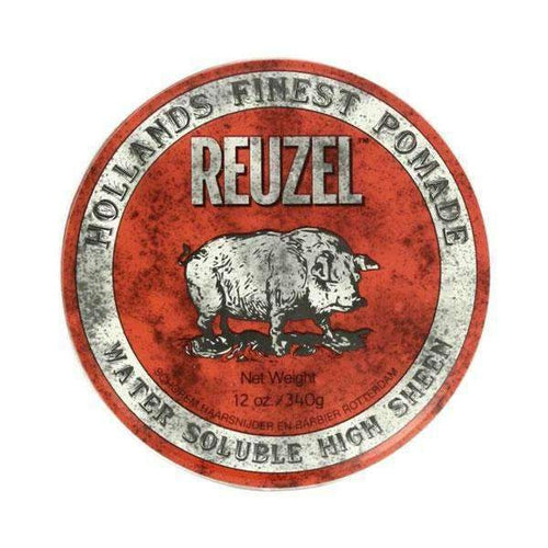 Reuzel Red Pomade Hog Water Soluble 340 gr-Άντρες-Reuzel-IKONOMAKIS