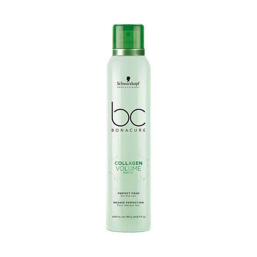 Schwarzkopf Professional BC Colagen Volume Perfect Foam 200ml-Μαλλιά-Schwarzkopf Professional-IKONOMAKIS