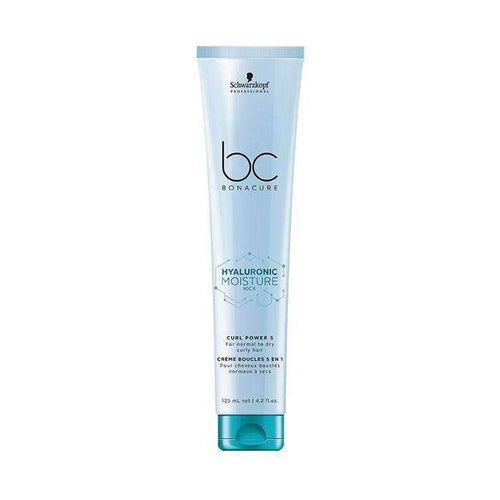 Schwarzkopf Professional BC Hyaluronic Moisture Kick Curl Power 5 125ml-Μαλλιά-Schwarzkopf Professional-IKONOMAKIS