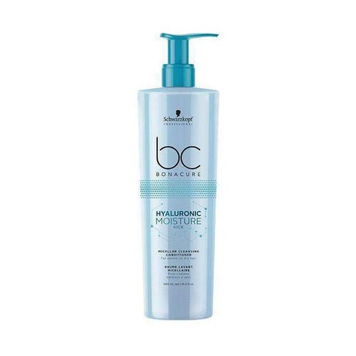 Schwarzkopf Professional BC Hyaluronic Moisture Kick Micellar Cleansing Conditioner 500ml-Μαλλιά-Schwarzkopf Professional-IKONOMAKIS
