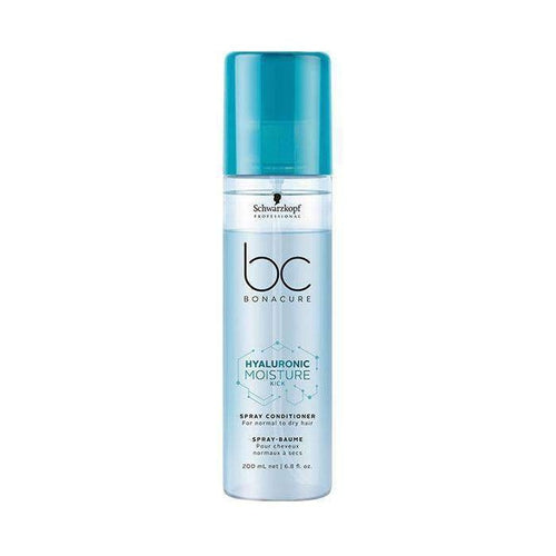 Schwarzkopf Professional BC Hyaluronic Moisture Kick Spray Conditioner 200ml-Μαλλιά-Schwarzkopf Professional-IKONOMAKIS