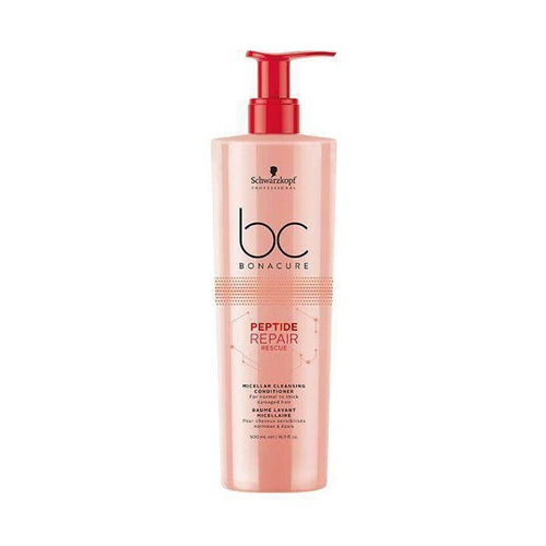 Schwarzkopf Professional BC Peptide Repair Rescue Miccelar Cleansing Conditioner 500ml-Μαλλιά-Schwarzkopf Professional-IKONOMAKIS