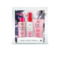 Schwarzkopf Professional BC Peptide Repair Rescue Travel Kit (shampoo 100ml, spray conditioner 100ml, mask 75ml)-Μαλλιά-Schwarzkopf Professional-IKONOMAKIS