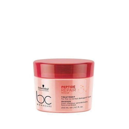 Schwarzkopf Professional BC Peptide Repair Rescue Treatment 200ml-Μαλλιά-Schwarzkopf Professional-IKONOMAKIS