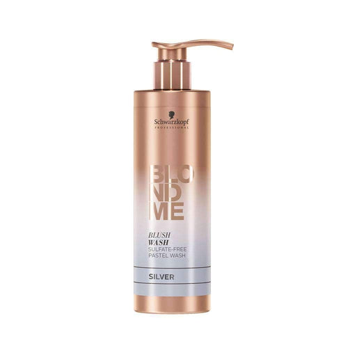 Schwarzkopf Professional Blondme Blush Wash Silver 250ml-Μαλλιά-Schwarzkopf Professional-IKONOMAKIS