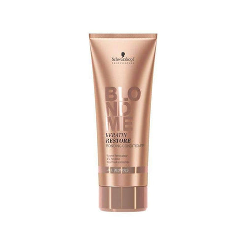 Schwarzkopf Professional Blondme Keratin Restore Bonding Conditioner 200ml-Μαλλιά-Schwarzkopf Professional-IKONOMAKIS