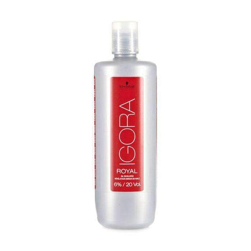 Schwarzkopf Professional Igora Royal Oil Developer 6% 20Vol 1000ml-Μαλλιά-Schwarzkopf Professional-IKONOMAKIS