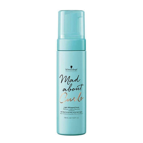 Schwarzkopf Professional Mad About Curls Light Whipped Foam 150ml-Μαλλιά-Schwarzkopf Professional-IKONOMAKIS