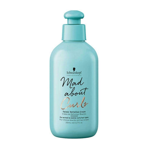 Schwarzkopf Professional Mad About Curls Twister Definition Cream 200ml-Μαλλιά-Schwarzkopf Professional-IKONOMAKIS