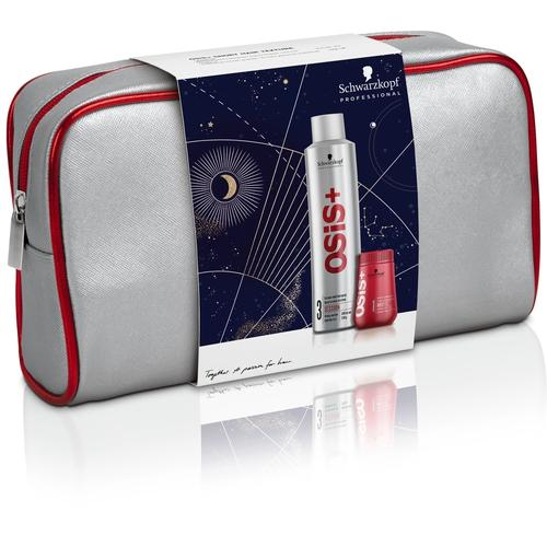 Schwarzkopf Professional Osis+ Xmas Bag 2020 (Session Hairspray 300ml - Dust It Powder 10g)-Μαλλιά-Schwarzkopf Professional-IKONOMAKIS