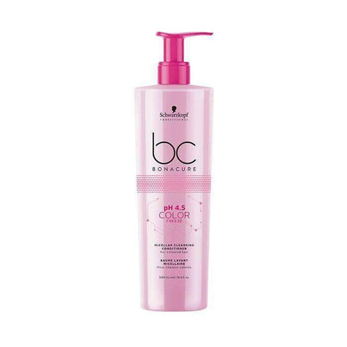 Schwarzkopf Professional pH 4.5 Color Freeze Micellar Cleansing Conditioner 500ml-Μαλλιά-Schwarzkopf Professional-IKONOMAKIS