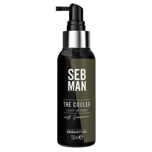 Sebastian Professional Seb Man The Cooler Refreshing Tonic 100ml-Beard-Sebastian Professional-IKONOMAKIS