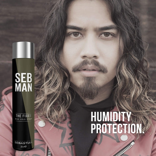 Sebastian Professional Seb Man The Fixer High Hold Hairspray 200ml-Μαλλιά-Sebastian Professional-IKONOMAKIS