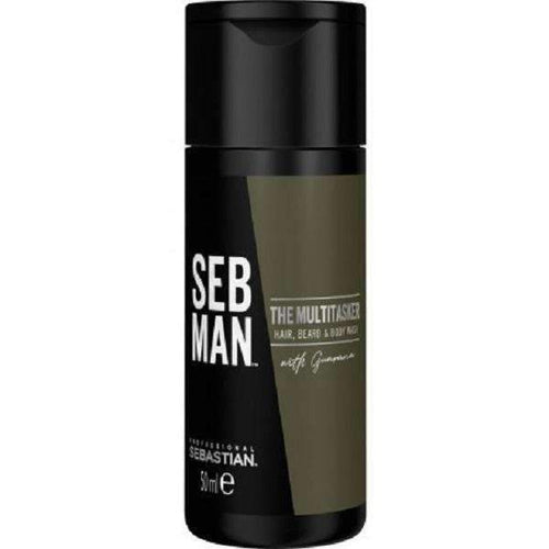 Sebastian Professional Seb Man The Multi-Tasker 3in1 Hair, Beard & Body Wash 50ml-Beard-Sebastian Professional-IKONOMAKIS