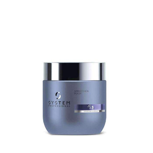 System Professional Forma Smoothen Mask 200ml (S3)-Μαλλιά-System Professional-IKONOMAKIS