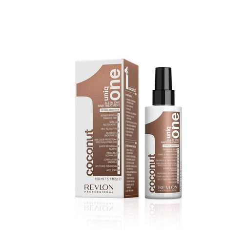 Uniq One All in One Hair Treatment Coconut Edition 150ml-Μαλλιά-Revlon-IKONOMAKIS