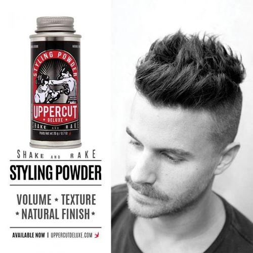 Uppercut Deluxe Styling Powder 20g-Μαλλιά-Uppercut-IKONOMAKIS