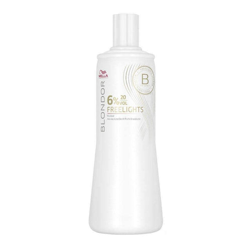 Wella Professionals Blondor Freelights 6% 20Vol 1000ml-Μαλλιά-Wella Professionals-IKONOMAKIS