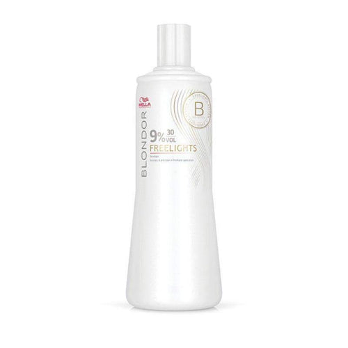 Wella Professionals Blondor Freelights 9% 30Vol 1000ml-Μαλλιά-Wella Professionals-IKONOMAKIS