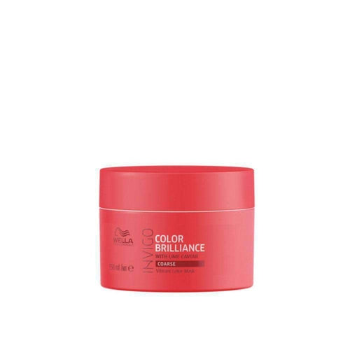 Wella Professionals Invigo Color Brilliance Mask Coarse Hair 150ml-Μαλλιά-Wella Professionals-IKONOMAKIS
