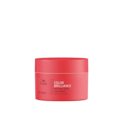 Wella Professionals Invigo Color Brilliance Mask Normal Fine Hair 150ml-Μαλλιά-Wella Professionals-IKONOMAKIS