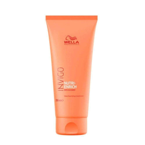 Wella Professionals Invigo Nutri Enrich Deep Nourishing Conditioner 200ml-Μαλλιά-Wella Professionals-IKONOMAKIS