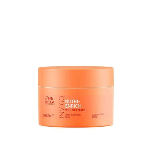 Wella Professionals Invigo Nutri Enrich Deep Nourishing Mask 150ml-Μαλλιά-Wella Professionals-IKONOMAKIS