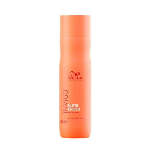 Wella Professionals Invigo Nutri Enrich Deep Nourishing Shampoo 250ml-Μαλλιά-Wella Professionals-IKONOMAKIS