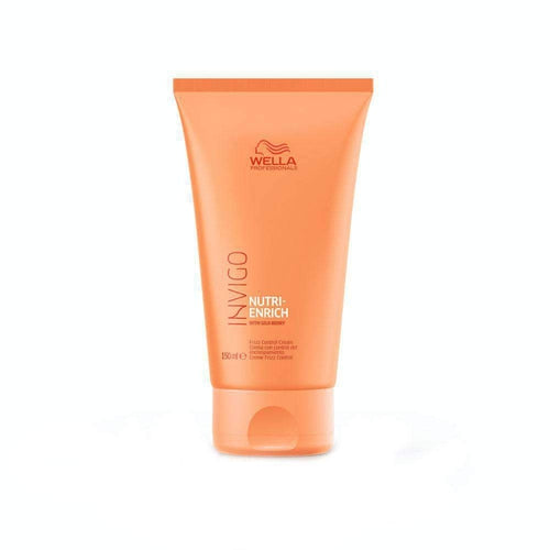 Wella Professionals Invigo Nutri Enrich Frizz Control Cream 150ml-Μαλλιά-Wella Professionals-IKONOMAKIS