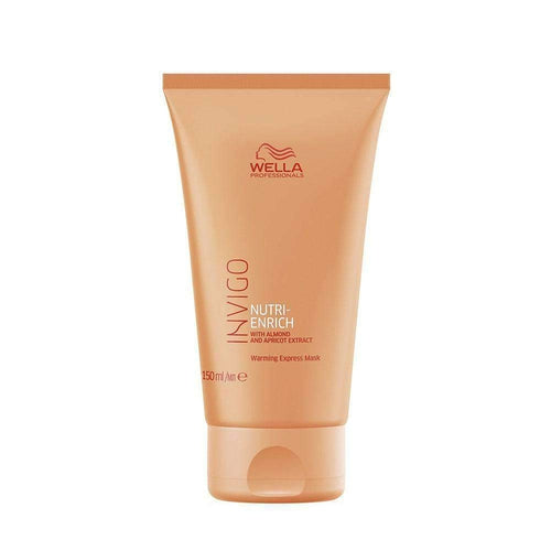 Wella Professionals Invigo Nutri Enrich Warming Express Mask 150ml-Μαλλιά-Wella Professionals-IKONOMAKIS