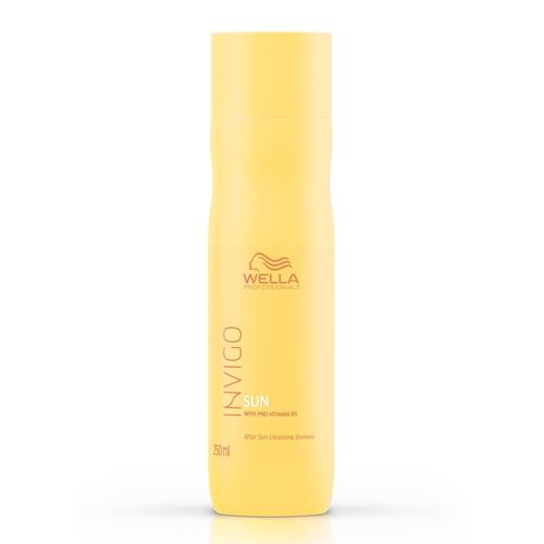 Wella Professionals Invigo Sun After Sun Cleasing Shampoo 250ml-Μαλλιά-Wella Professionals-IKONOMAKIS